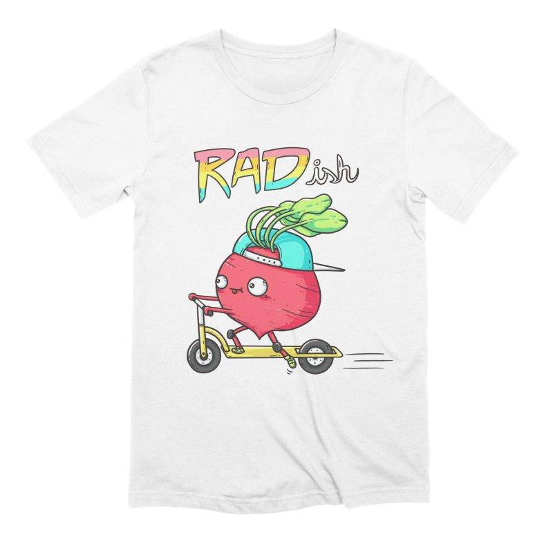 Ish Men's Extra Soft T-Shirt by spookylili