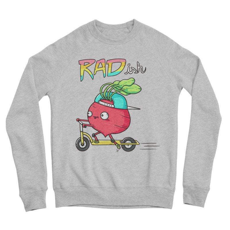 Ish Women's Sponge Fleece Sweatshirt by spookylili
