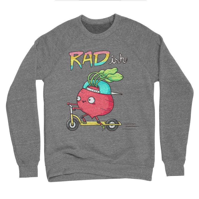 Ish Men's Sweatshirt by spookylili