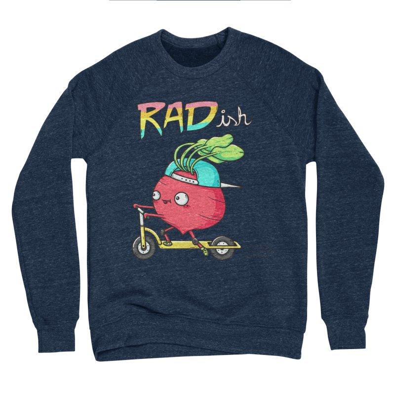 Ish Men's Sponge Fleece Sweatshirt by spookylili