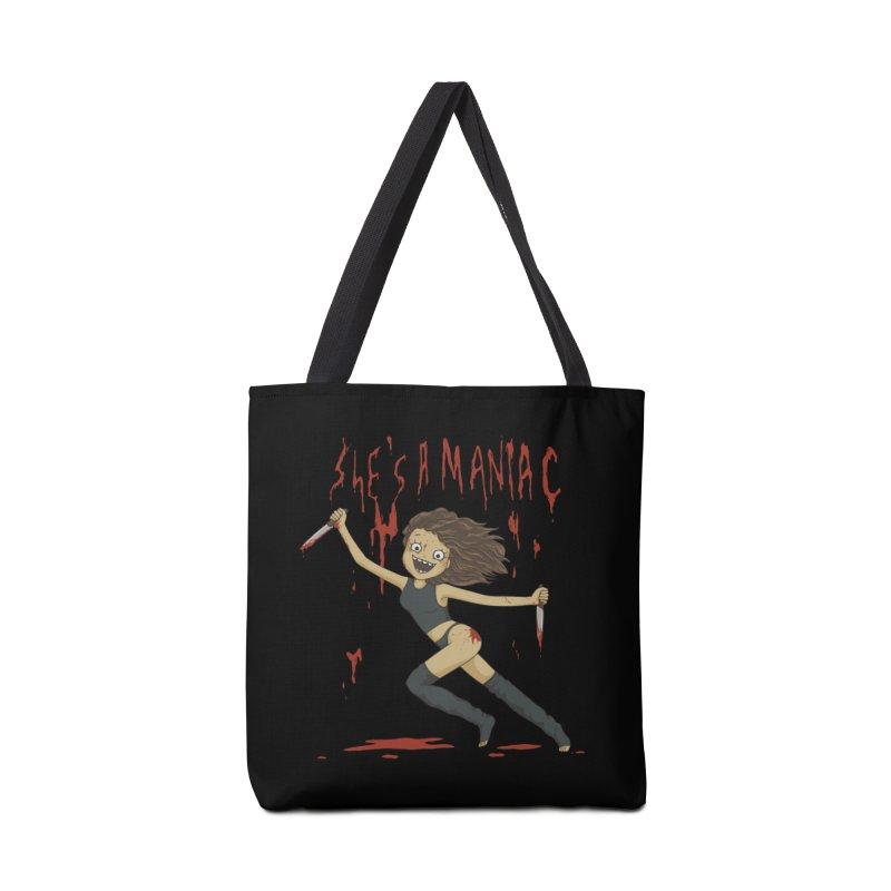 Maniac Accessories Bag by spookylili