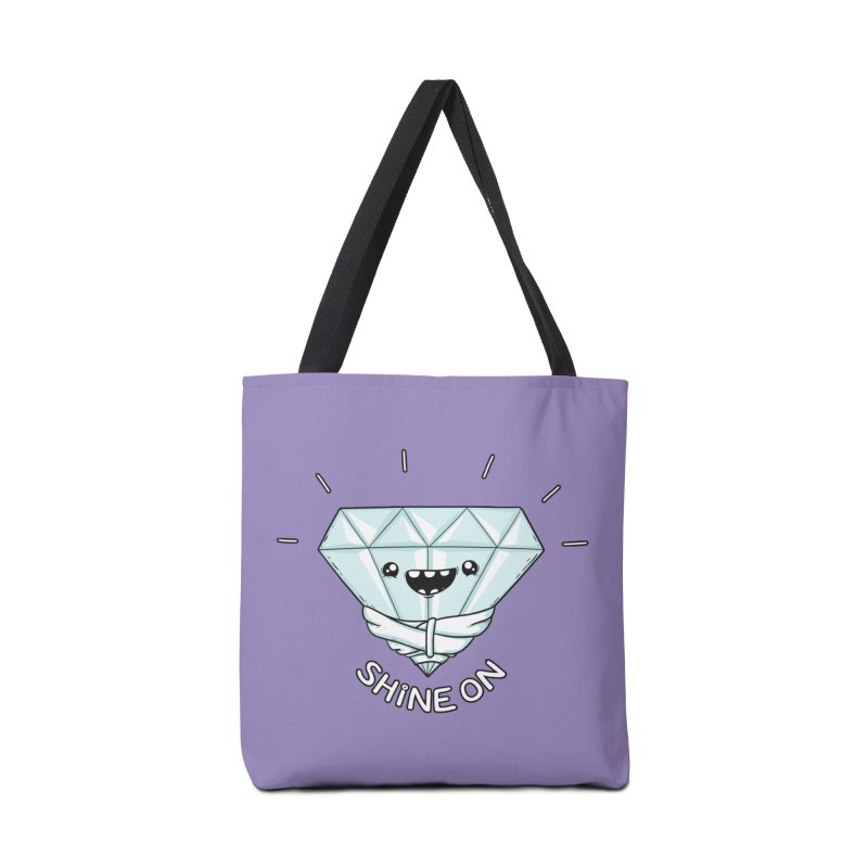 Shine On Accessories Bag by spookylili