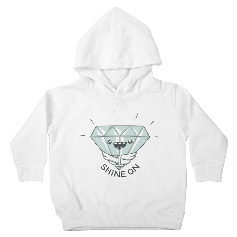 Shine On Kids Toddler Pullover Hoody by spookylili