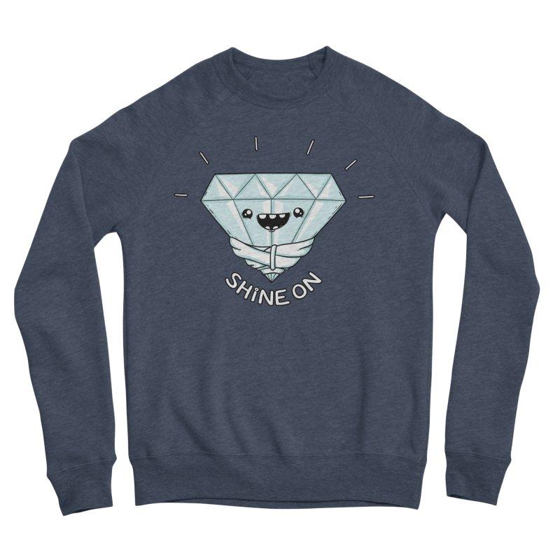 Shine On Men's Sponge Fleece Sweatshirt by spookylili
