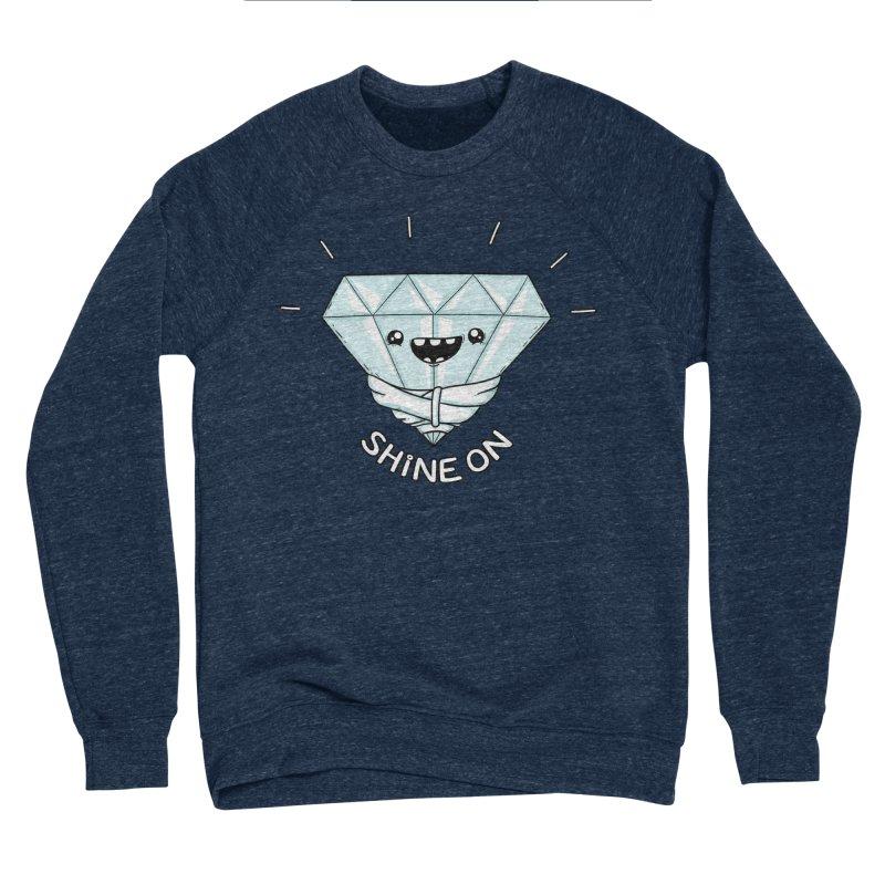 Shine On Women's Sponge Fleece Sweatshirt by spookylili