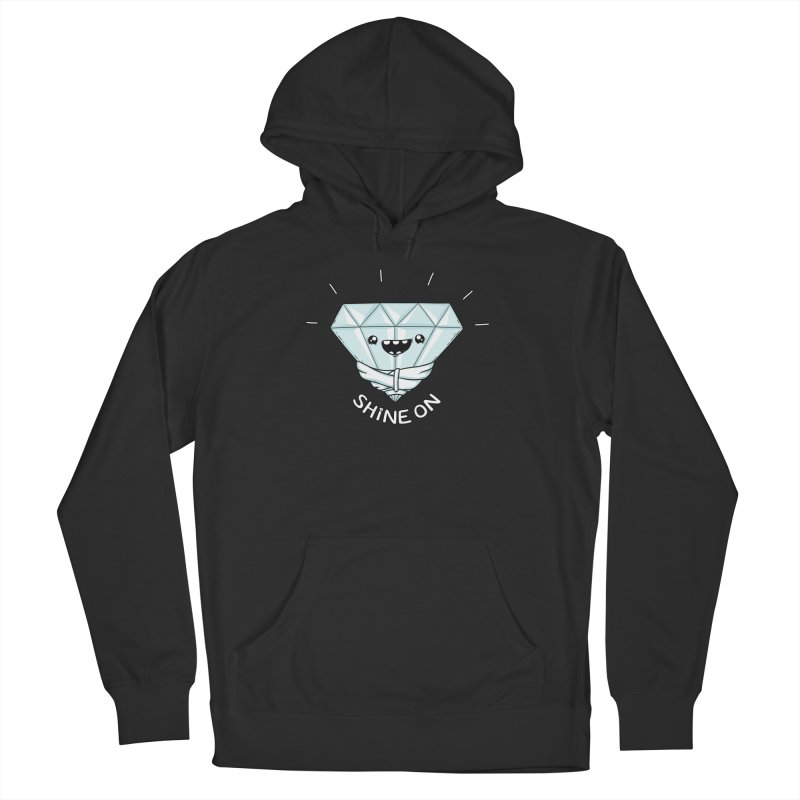 Shine On Men's Pullover Hoody by spookylili