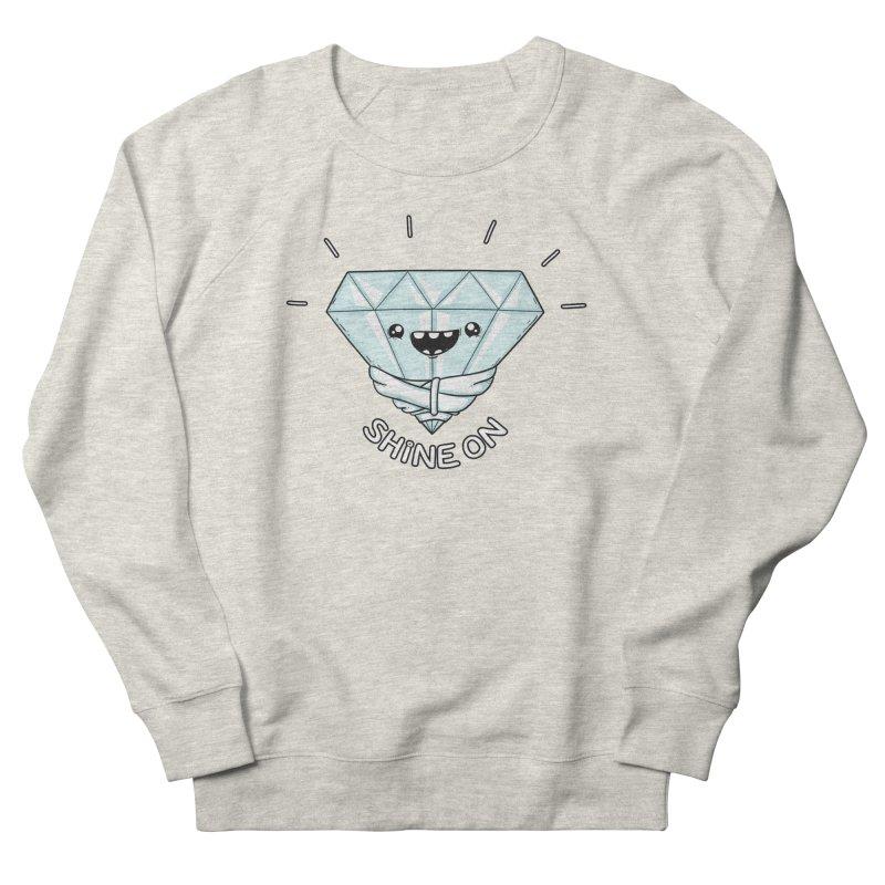 Shine On Men's Sweatshirt by spookylili