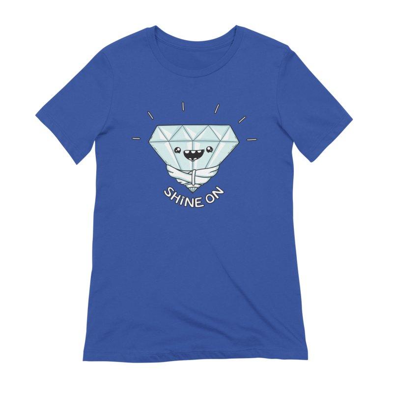 Shine On Women's T-Shirt by spookylili
