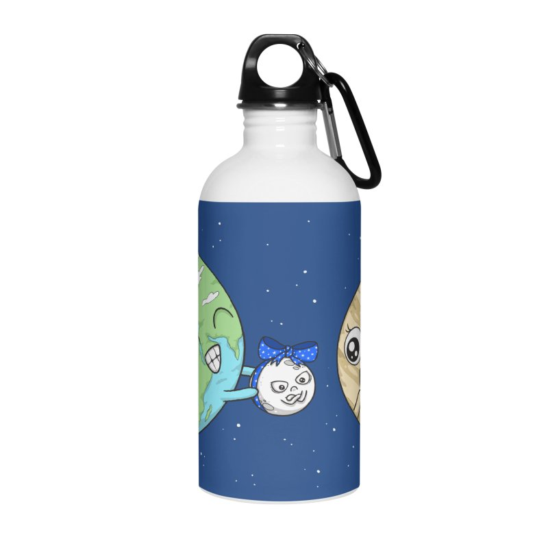 I'd Give You The Moon Accessories Water Bottle by spookylili