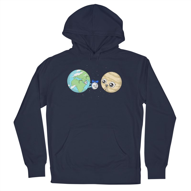 I'd Give You The Moon Men's Pullover Hoody by spookylili