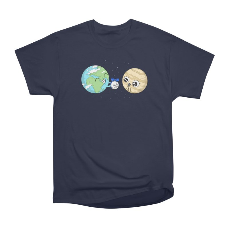 I'd Give You The Moon Women's Heavyweight Unisex T-Shirt by spookylili