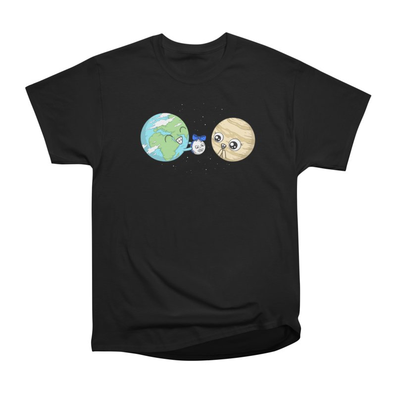 I'd Give You The Moon Men's T-Shirt by spookylili