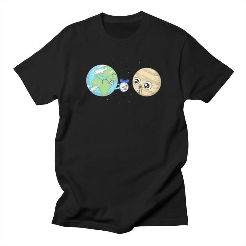 I'd Give You The Moon Women's Regular Unisex T-Shirt by spookylili