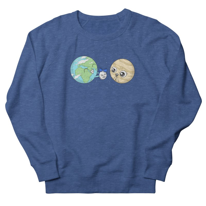 I'd Give You The Moon Women's Sweatshirt by spookylili