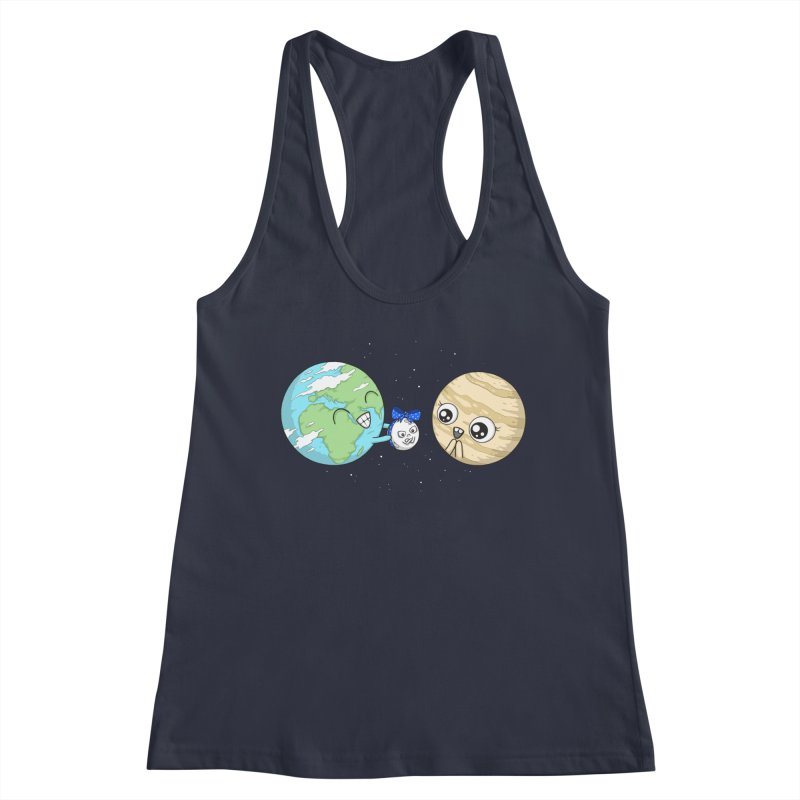 I'd Give You The Moon Women's Tank by spookylili