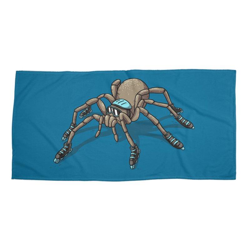 Rollin' Accessories Beach Towel by spookylili