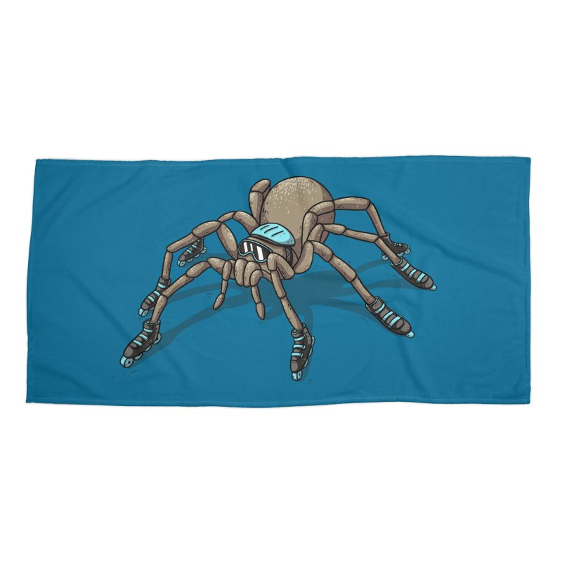 Rollin' Accessories Beach Towel by spookylili