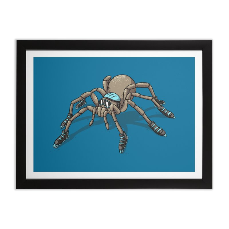 Rollin' Home Framed Fine Art Print by spookylili
