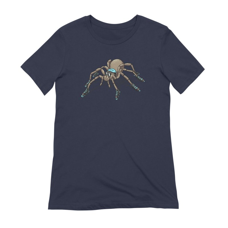 Rollin' Women's Extra Soft T-Shirt by spookylili