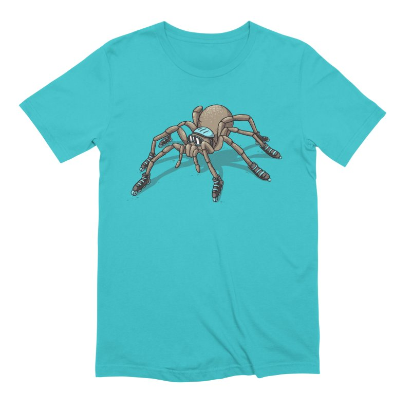 Rollin' Men's Extra Soft T-Shirt by spookylili