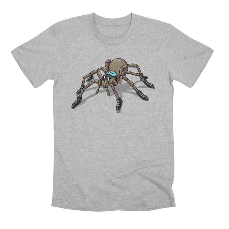 Rollin' Men's Premium T-Shirt by spookylili