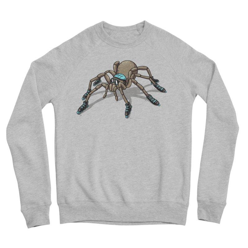 Rollin' Women's Sponge Fleece Sweatshirt by spookylili
