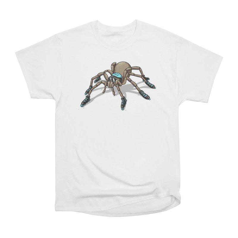 Rollin' Women's Heavyweight Unisex T-Shirt by spookylili
