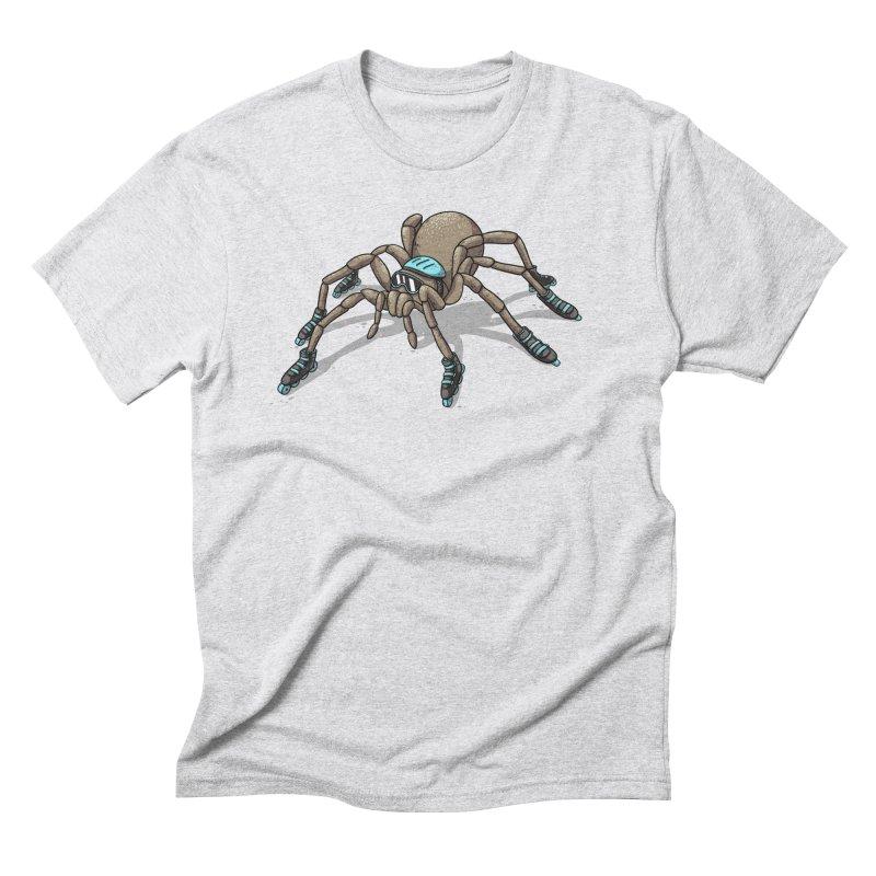 Rollin' Men's Triblend T-Shirt by spookylili