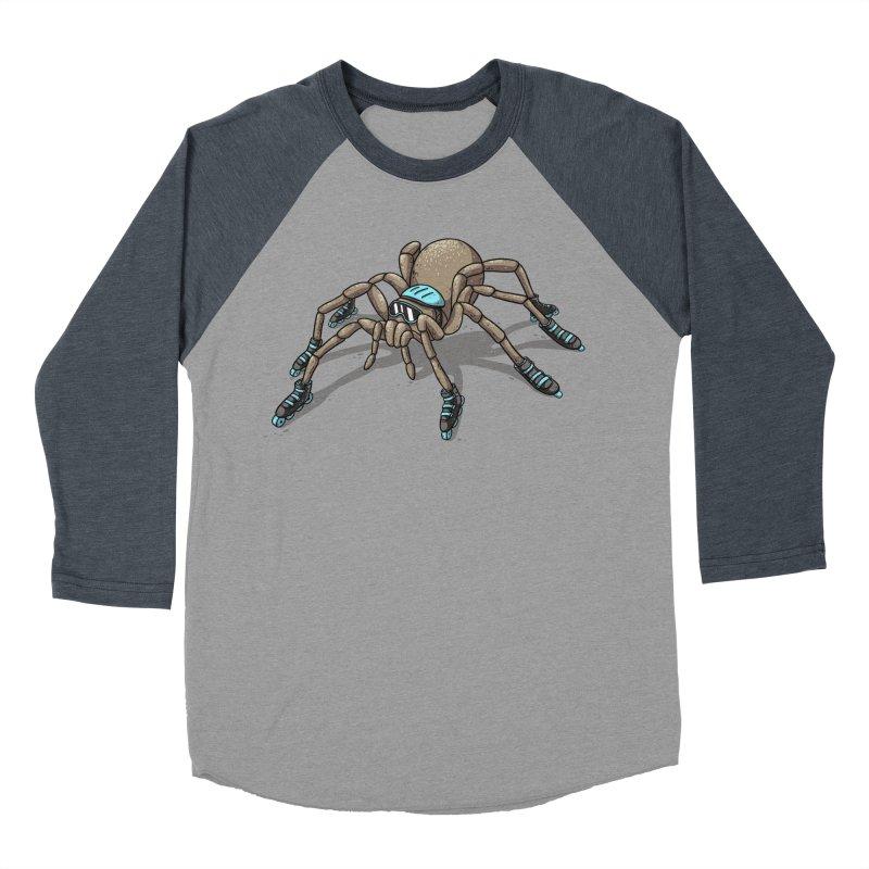 Rollin' Men's Baseball Triblend Longsleeve T-Shirt by spookylili