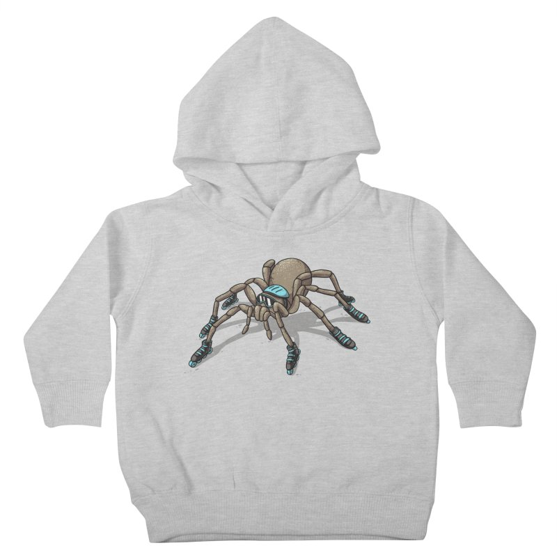 Rollin' Kids Toddler Pullover Hoody by spookylili