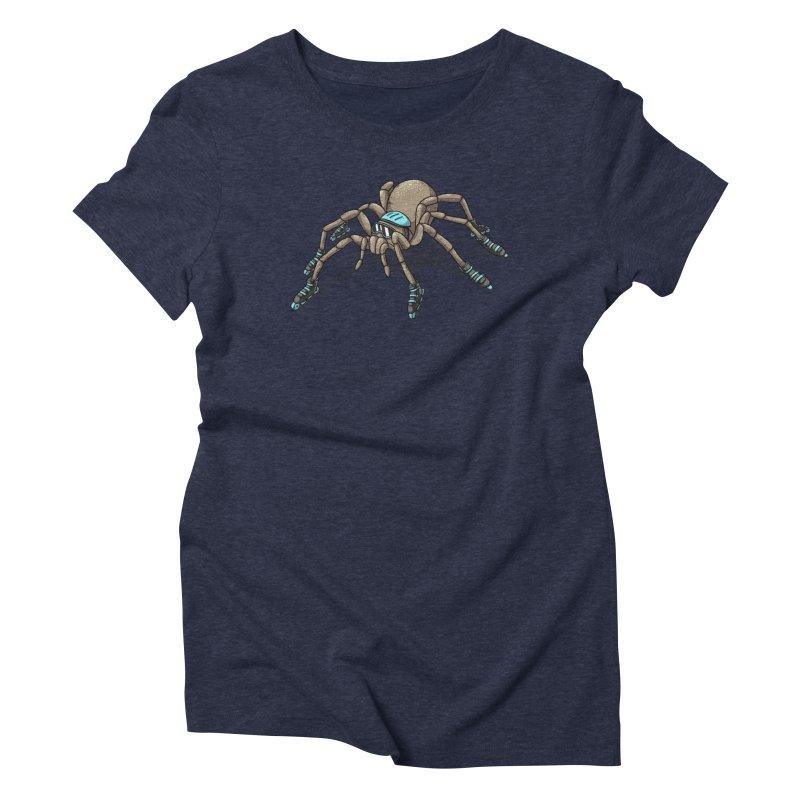 Rollin' Women's Triblend T-Shirt by spookylili