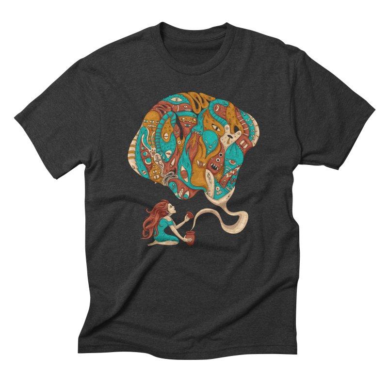 Pandora's Box Men's T-Shirt by spookylili