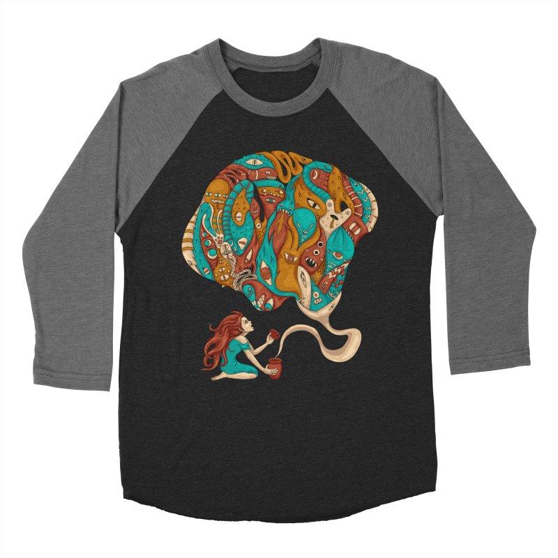Pandora's Box Women's Longsleeve T-Shirt by spookylili