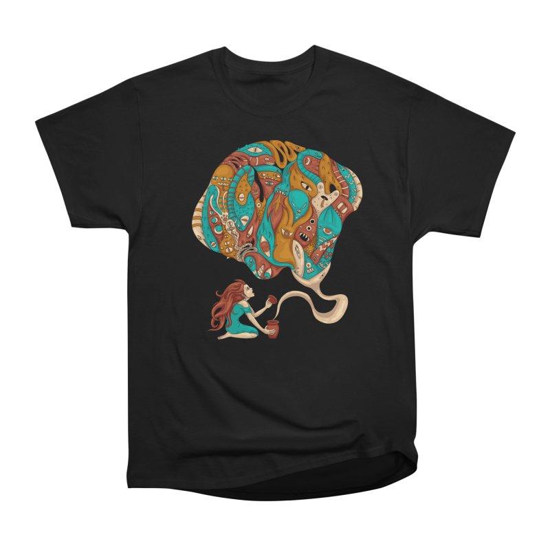 Pandora's Box Women's T-Shirt by spookylili