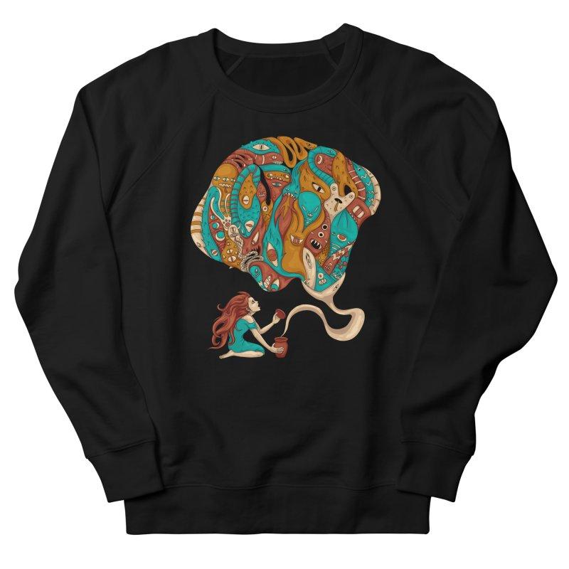 Pandora's Box Women's French Terry Sweatshirt by spookylili