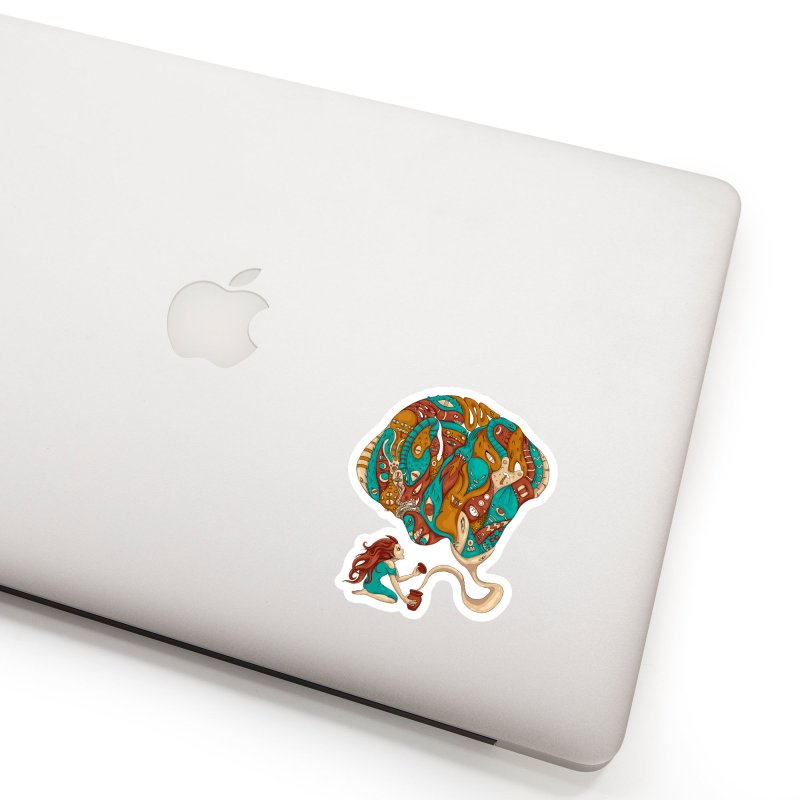 Pandora's Box Accessories Sticker by spookylili