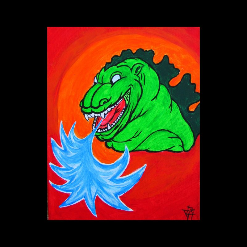 Kaiju Burly by spookywolffe's Artist Shop