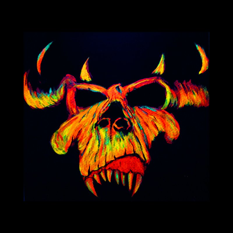 Samhain Grim by spookywolffe's Artist Shop