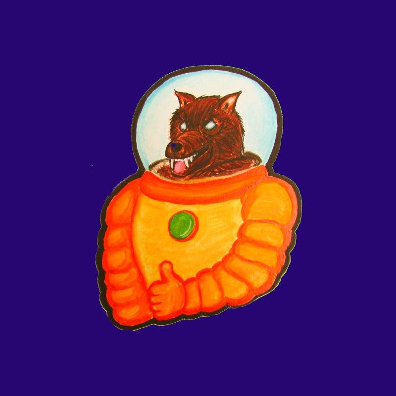 AstroWolf GO! by spookywolffe's Artist Shop