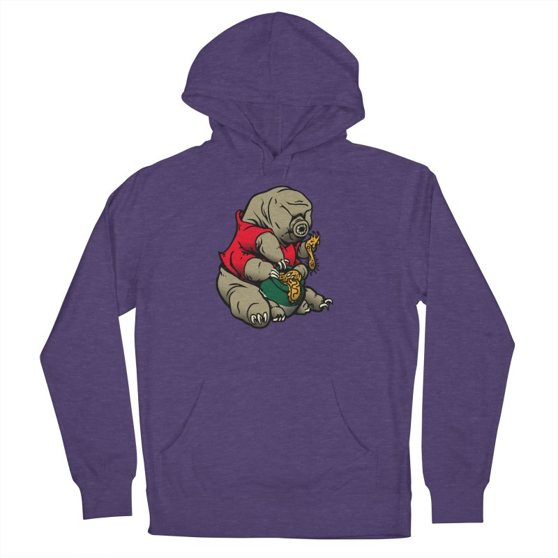 Water Pooh Bear Women's Pullover Hoody by Sporecloud - Stuff by Jeff Bent