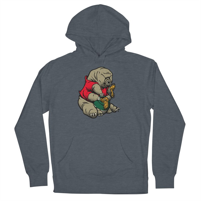 Water Pooh Bear Men's Pullover Hoody by Sporecloud - Stuff by Jeff Bent