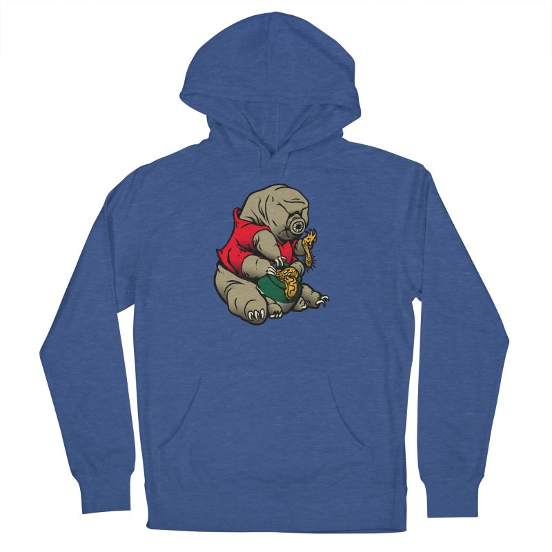 Water Pooh Bear Men's French Terry Pullover Hoody by Sporecloud - Stuff by Jeff Bent