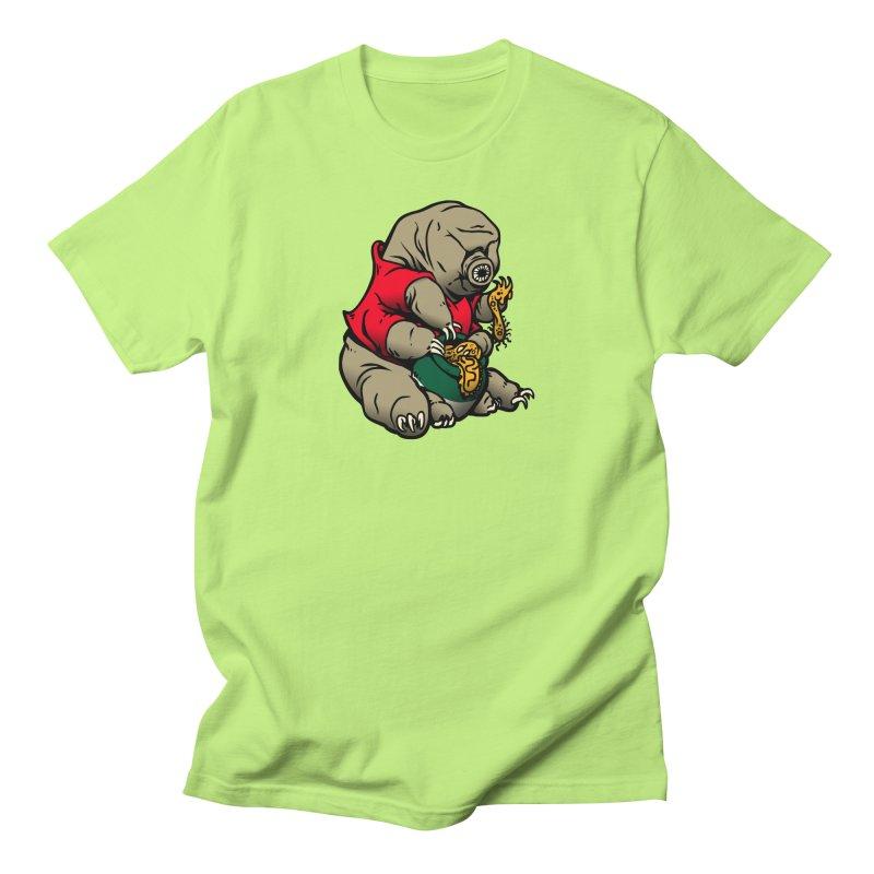 Water Pooh Bear Men's T-Shirt by Sporecloud - Stuff by Jeff Bent
