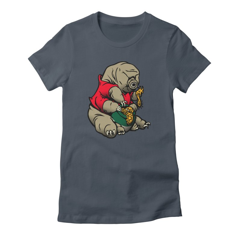 Water Pooh Bear Women's T-Shirt by Sporecloud - Stuff by Jeff Bent
