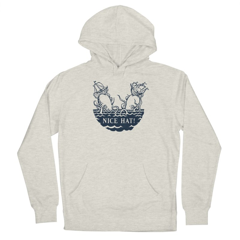 Nice Hat! Women's Pullover Hoody by Sporecloud - Stuff by Jeff Bent