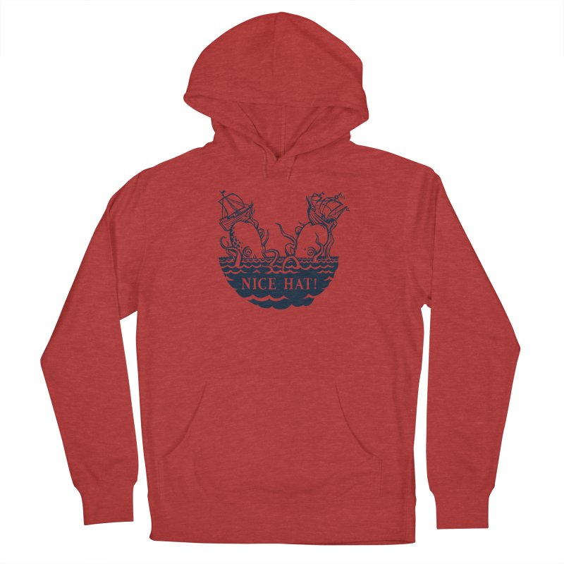Nice Hat! Men's Pullover Hoody by Sporecloud - Stuff by Jeff Bent