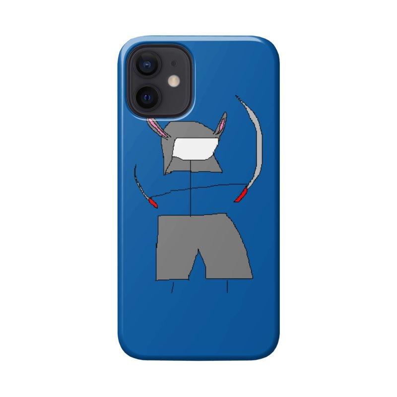Samurai Bunny Accessories Phone Case by Sporecloud - Stuff by Jeff Bent