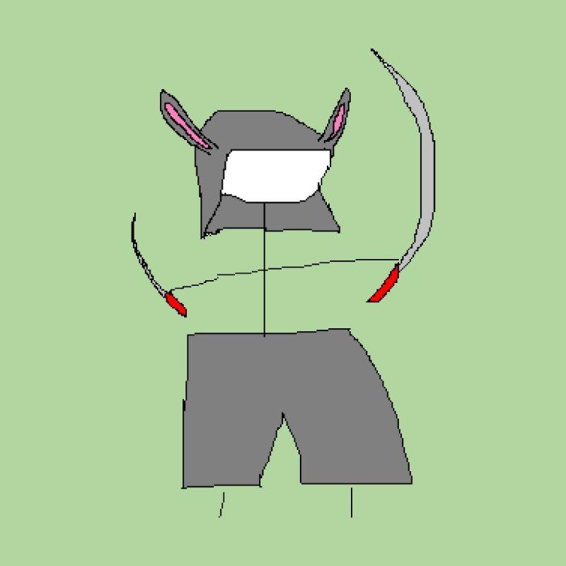 Samurai Bunny by Sporecloud - Stuff by Jeff Bent