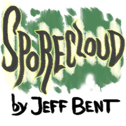 Sporecloud - Stuff by Jeff Bent Logo