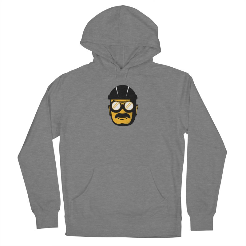 Steelers Wire Icon Men's French Terry Pullover Hoody by Sport'n Goods Artist Shop
